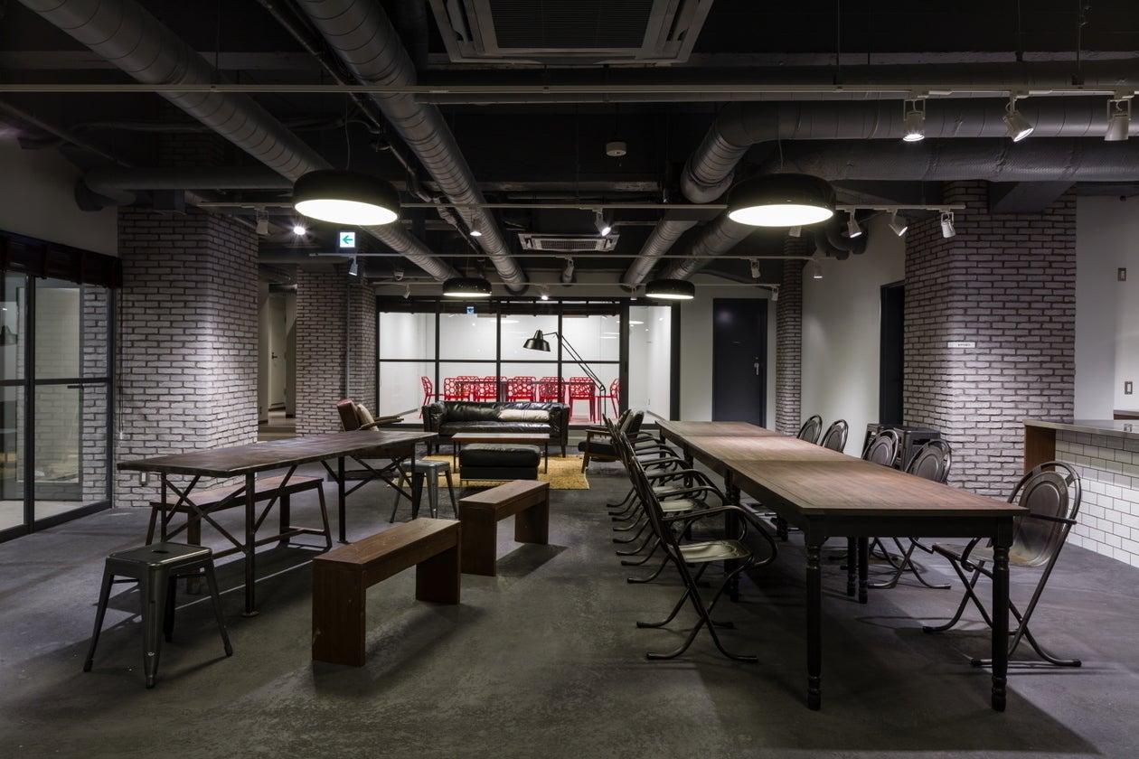 【神田】イベントのひらけるキッチン付きリノベーション空間 の写真