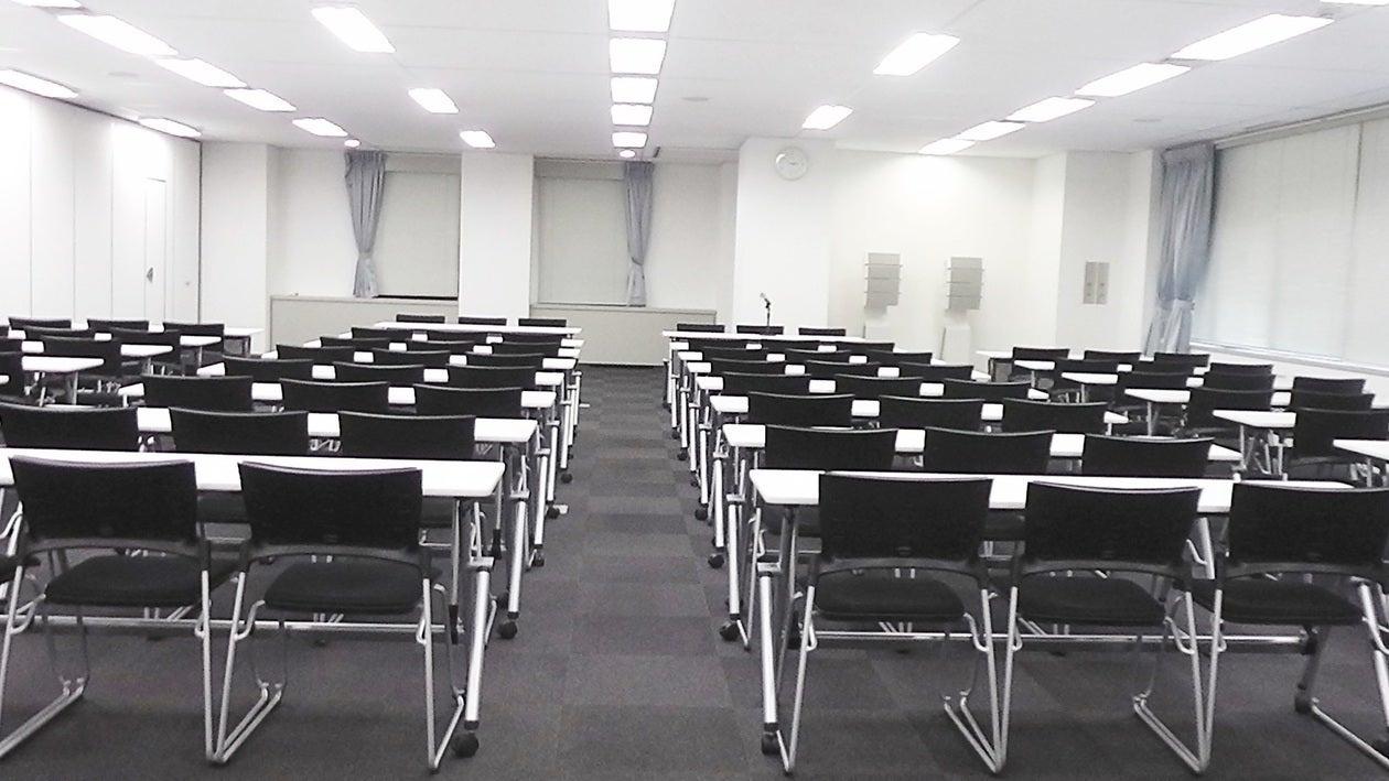 【 西新宿 】4F H+I/186名収容可能!6路線からアクセス可能・Wi-Fi完備!(コンベンションルームAP西新宿) の写真0