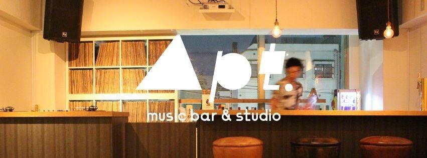 各種イベントに対応、祐天寺駅徒歩1分、中目黒駅徒歩10分。music bar&Studio Apt. の写真