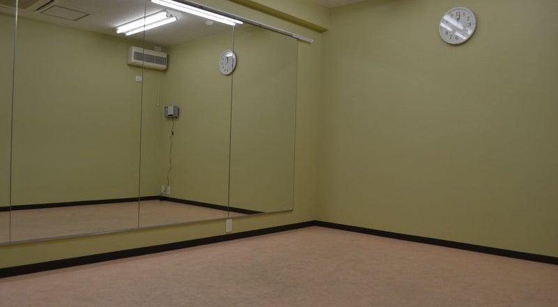 【中スタジオ】防音設備完備! 練習に調度いい大きさのスタジオ ダンス練習や各種教室にピッタリ!