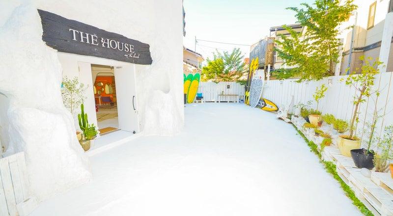 """葉山のオンザビーチなレンタル邸宅""""THE HOUSE on the beach"""" 1-2階THE SWEETEST HOUSE"""