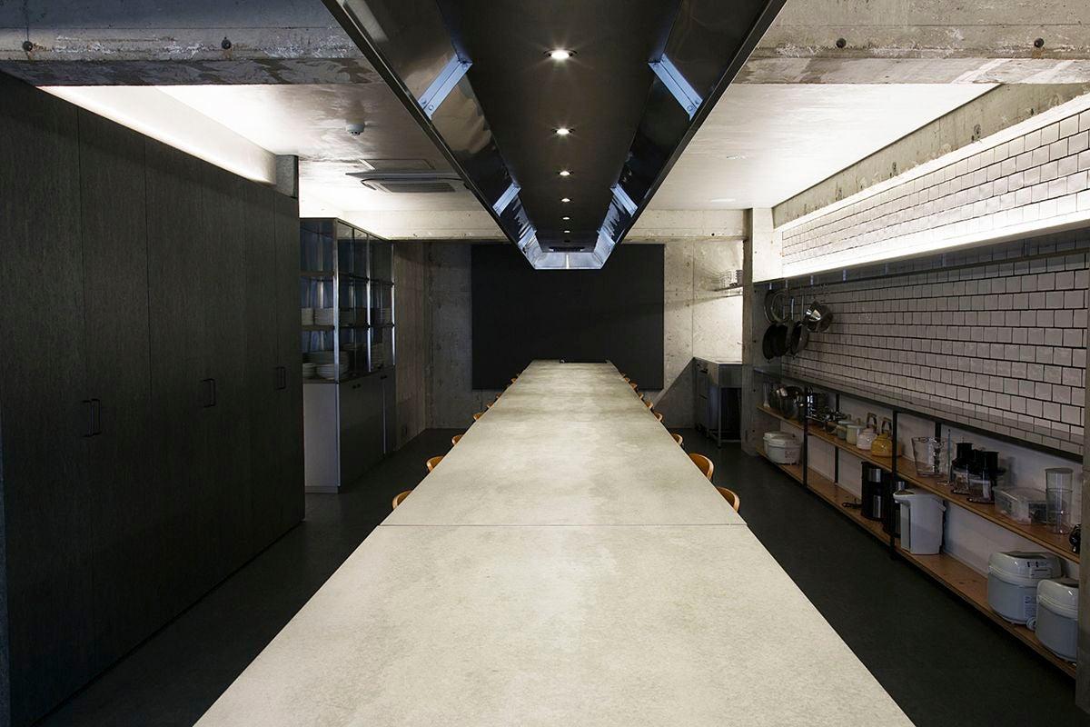 【Patia】神田駅から徒歩1分!広々とした貸切キッチンスペース。パーティーやセミナー、ワークショップに最適です。 の写真
