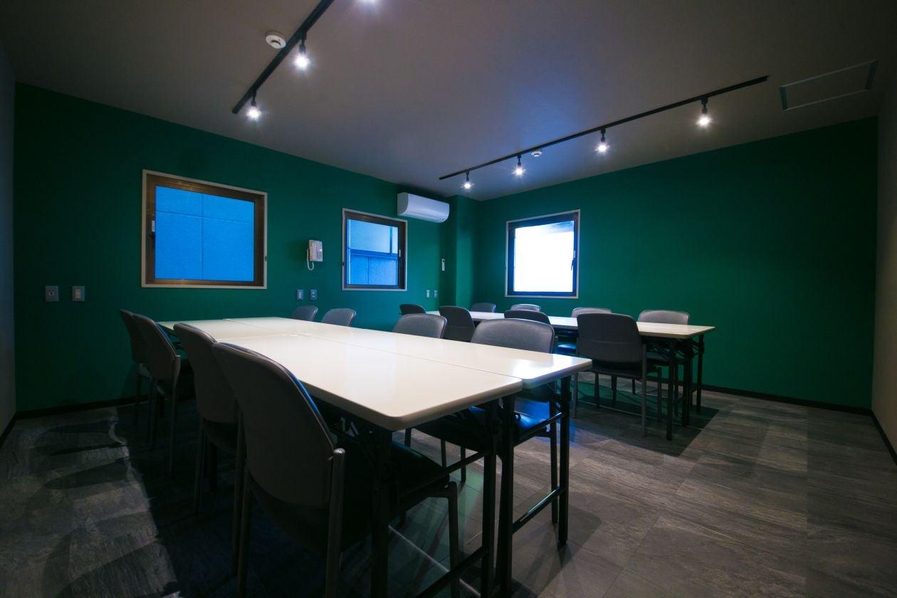 【大分駅から徒歩5分】スタイリッシュなデザインビジネスホテル HOTEL910 内★☆会議室☆★ の写真