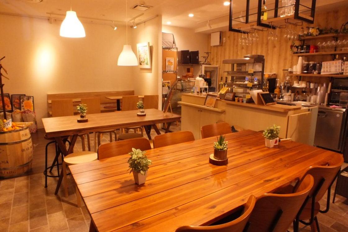 神田駅近 カフェ の写真