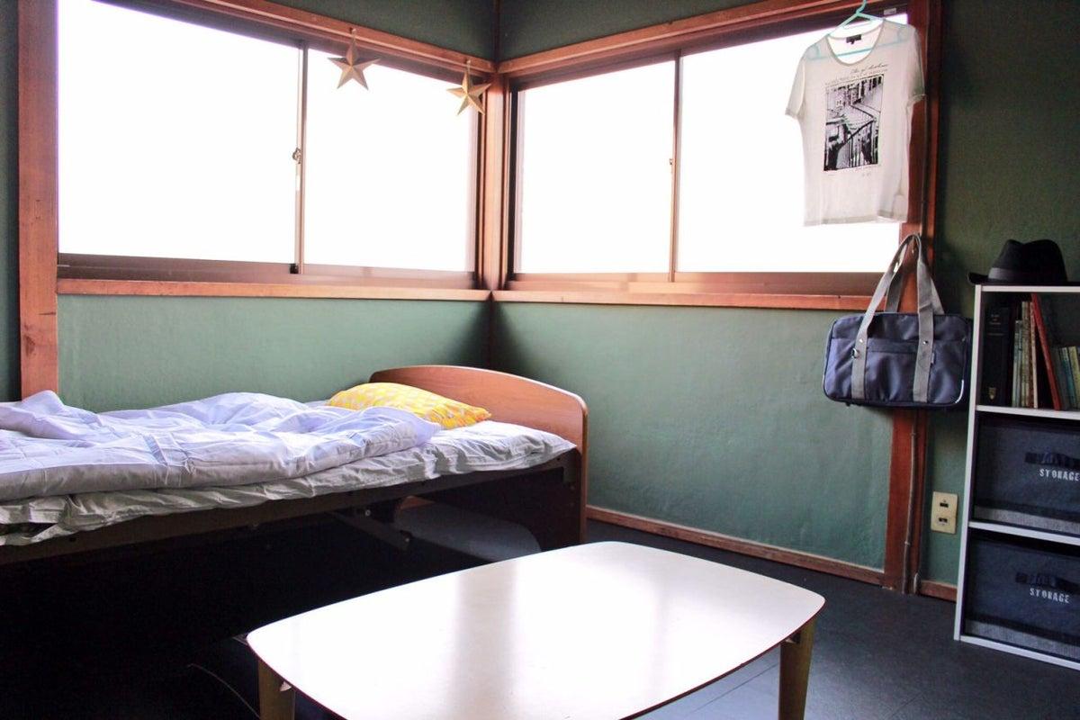 洋室や和室、キッチンに浴室。一人暮らしや同棲生活など、暮らしの撮影に!! の写真