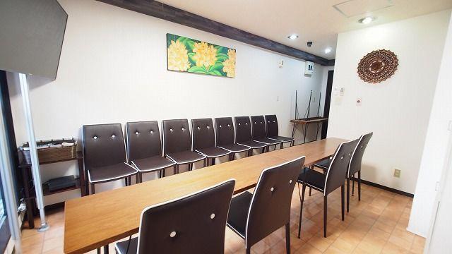 【モルディブ】渋谷センター街 Wi-Fi、電源完備 レンタルスペース 貸し会議室 のサムネイル