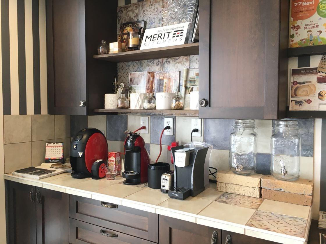 輸入キッチンがお洒落な レンタルキッチンスペース サルース のサムネイル