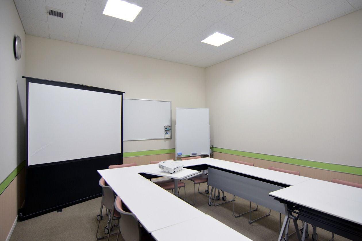 【郡山】セルフミーティングルーム虎丸 会議室A の写真