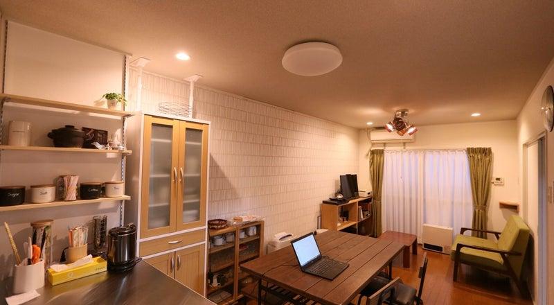 堀江レンタルルーム604 「西長堀駅徒歩2分、1階がスーパーマーケット、調理器具が多数」