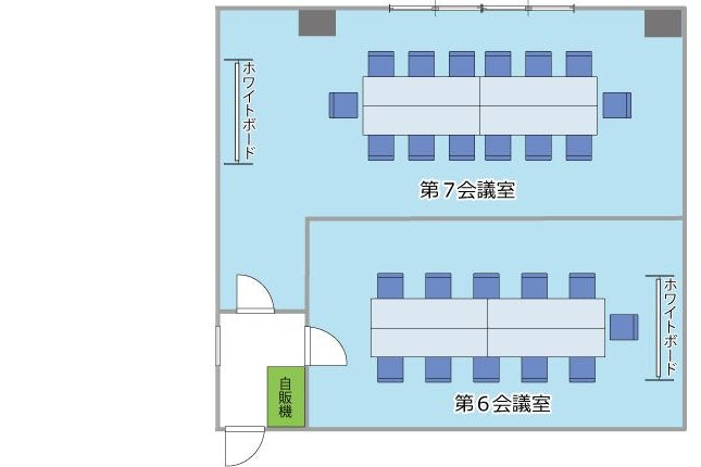 【新横浜駅徒歩3分】新横浜ホール(第一会議室) / 横浜 会議室 の写真