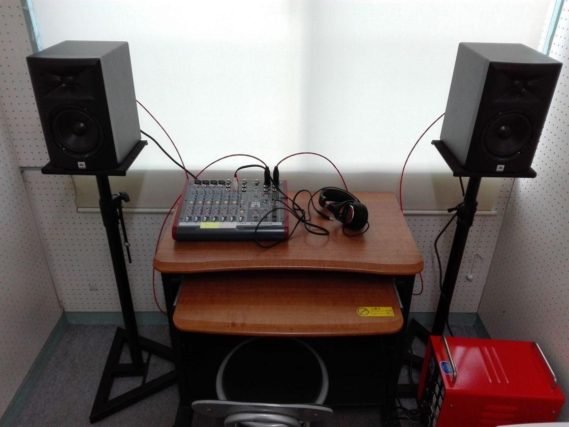 西武池袋線「東長崎」駅徒歩1分 楽器演奏、打ち合わせ、作業が可能な防音ルーム(Room1)/池袋 演奏 防音 のサムネイル