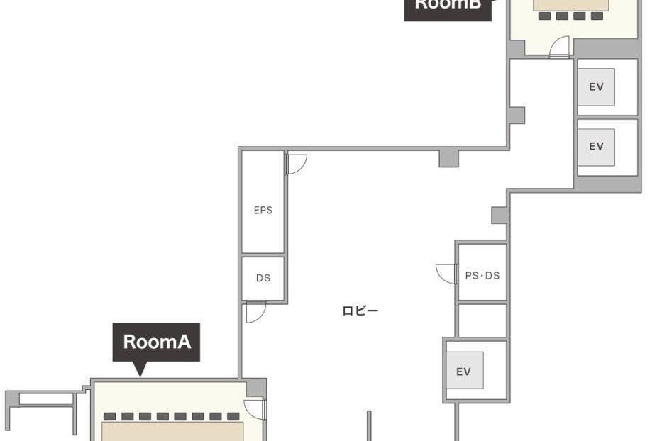 【銀座駅徒歩5分】銀座6丁目ホール(RoomA) / 銀座 会議室 の写真