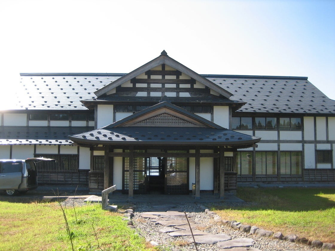 【新潟・長岡】上越から移築された築120年の古民家(ホテルサンローラ 古民家) の写真0