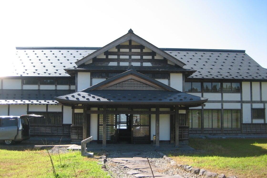 【新潟・長岡】上越から移築された築120年の古民家 の写真