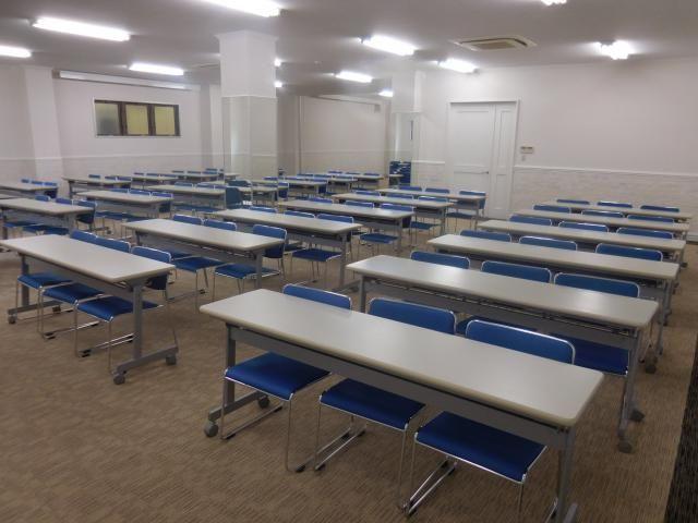 【新横浜駅徒歩3分】新横浜3丁目大ホール(Room1+Room2) / 新横浜 会議 パーティー の写真