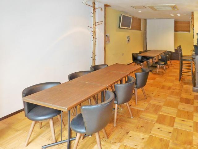 【六本木駅徒歩5分】リダクションカフェ西麻布 レンタルスペース のサムネイル