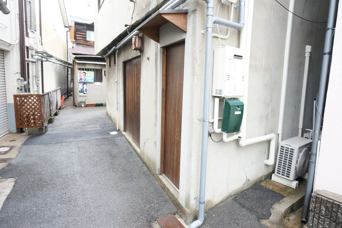 大阪福島区の「和」を感じるくつろぎのゲストハウス イベント利用が可能です 女子会、ママ会、バースデーパーティーなどにオススメ の写真