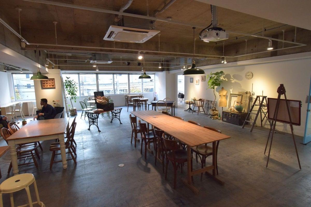 イベントスペース+展示・控室付き【秋葉原7分・浅草橋4分】 の写真