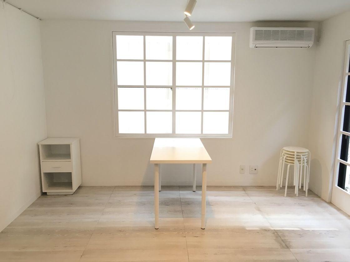 【世田谷】セミナー、展示会、イベントに最適なキッチン付きギャラリースペース(Gallery日和食堂+ ) の写真0