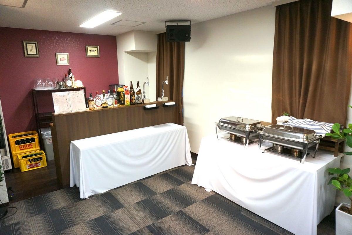 PREMIUM ROOM パーティーも会議もできる「四条烏丸」駅から徒歩2分の便利なイベントスペース の写真