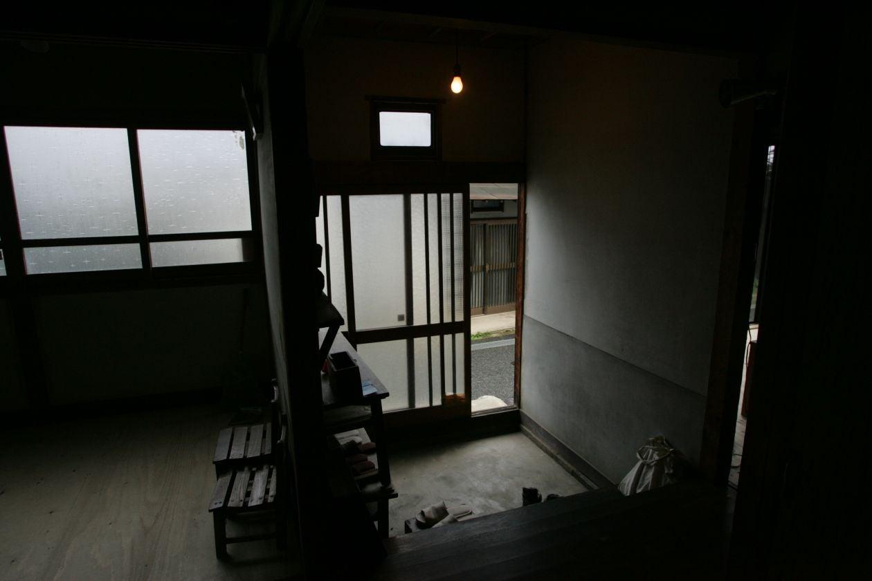 飯田駅3分/平屋のアトリエ【部屋1】8畳部屋 の写真