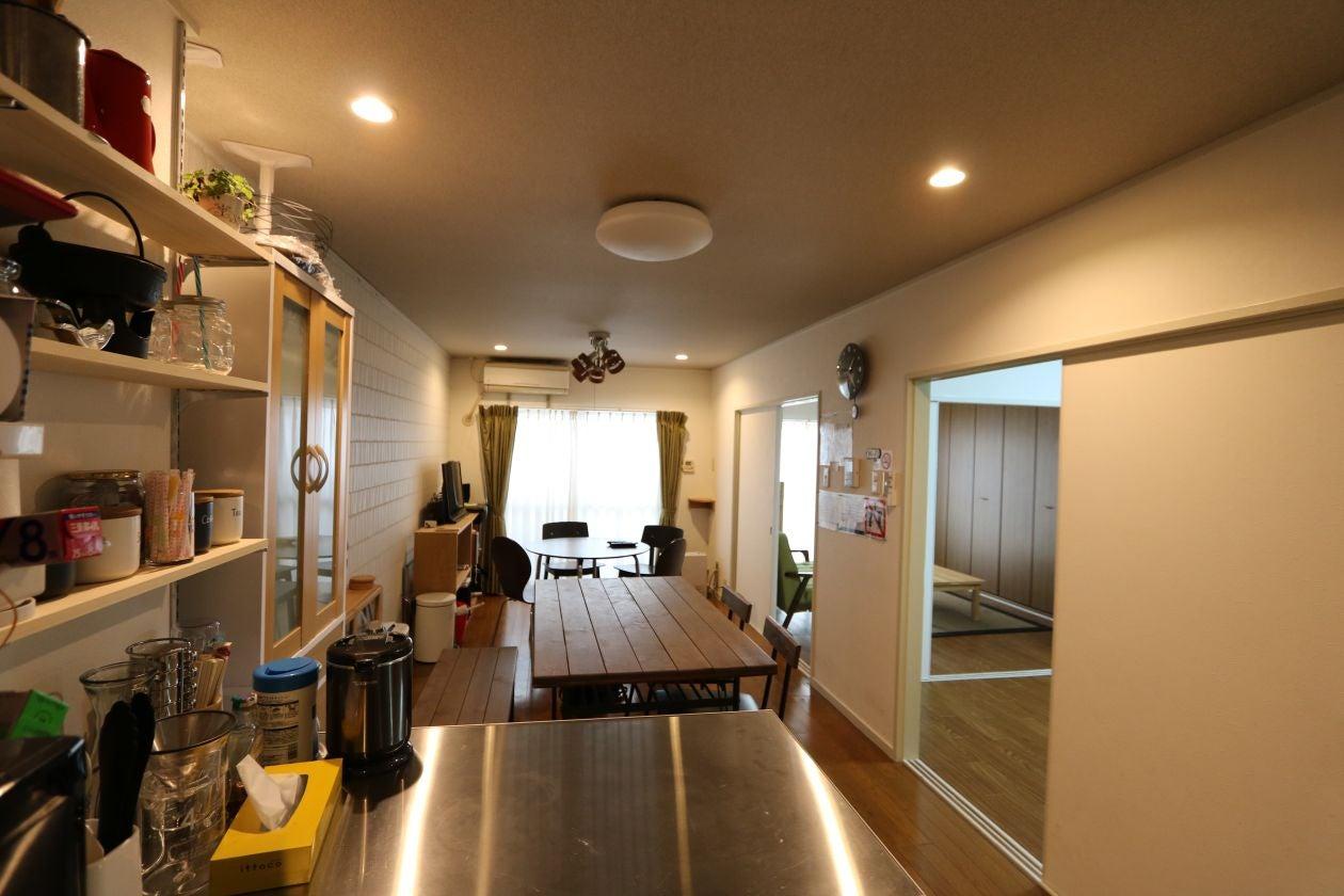 堀江レンタルルーム604 「西長堀駅徒歩2分、1階がスーパーマーケット、調理器具が多数」 のサムネイル