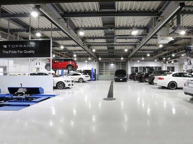 オールインワン型の国家指定自動車整備工場「トップランク オートテクニカルベース」【1階部分貸出】(トップランク オートテクニカルベース) の写真0