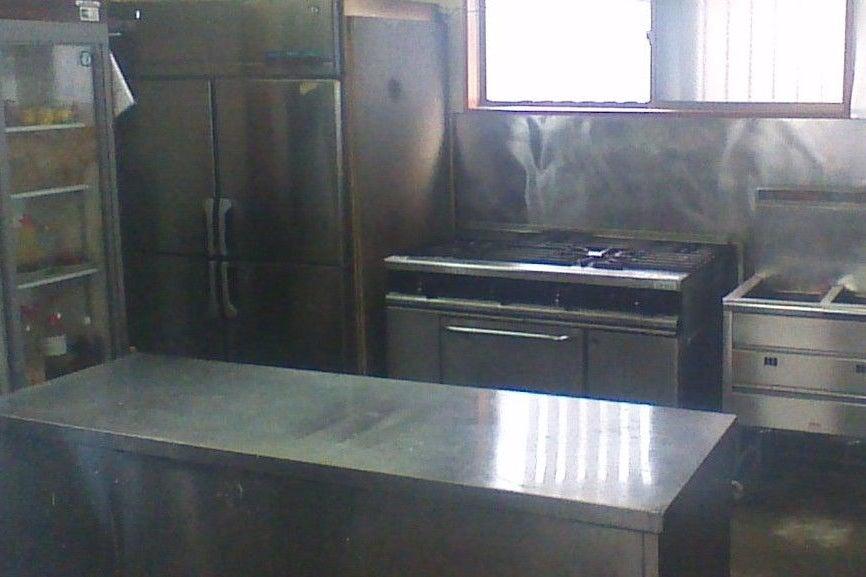 調理機材があるので嬉しい!移動販売の仕込みや、料理教室、パーティー等に使い方自由 の写真