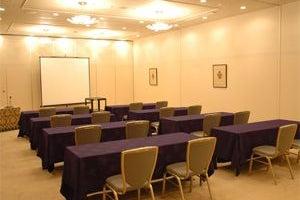 94㎡の宴会場「牡丹」 会議や小パーティー、展示会まで様々な用途で利用できる 牡丹 の写真
