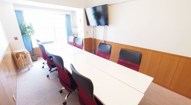 【ルチア】新宿駅・代々木駅近 格安 完全個室 高級内装 貸し会議室 レンタルスペース