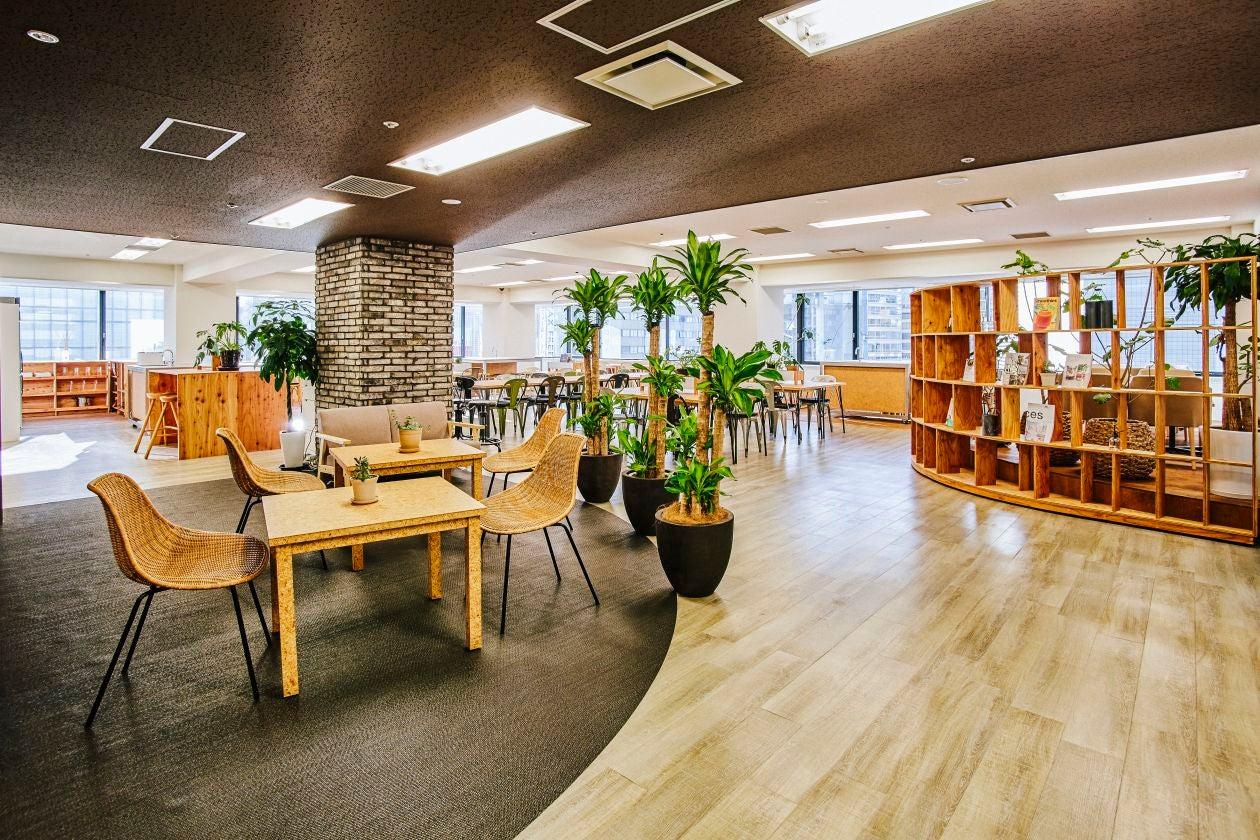【有楽町駅目の前】80名収容可能なキッチン付きイベントスペース セミナー、展示会、懇親会など様々な用途にお使いいただけます