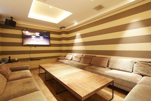 【六本木駅3分】Lounge-R スペースA【カラオケ・キッチン付き!ママ会・パーティーに!】 の写真