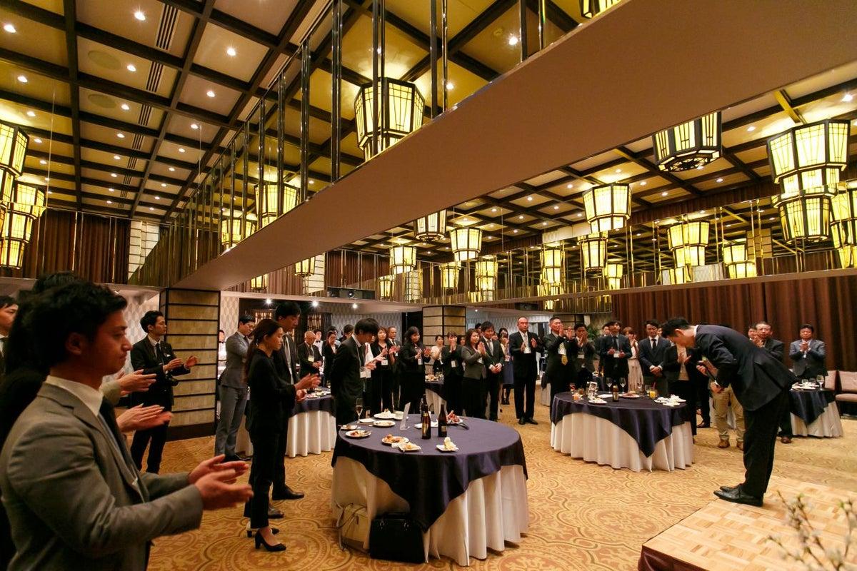 【東京タワー・品川・浜松町・六本木】大人数でのパーティー向けスペース!! 4F タワールーム の写真