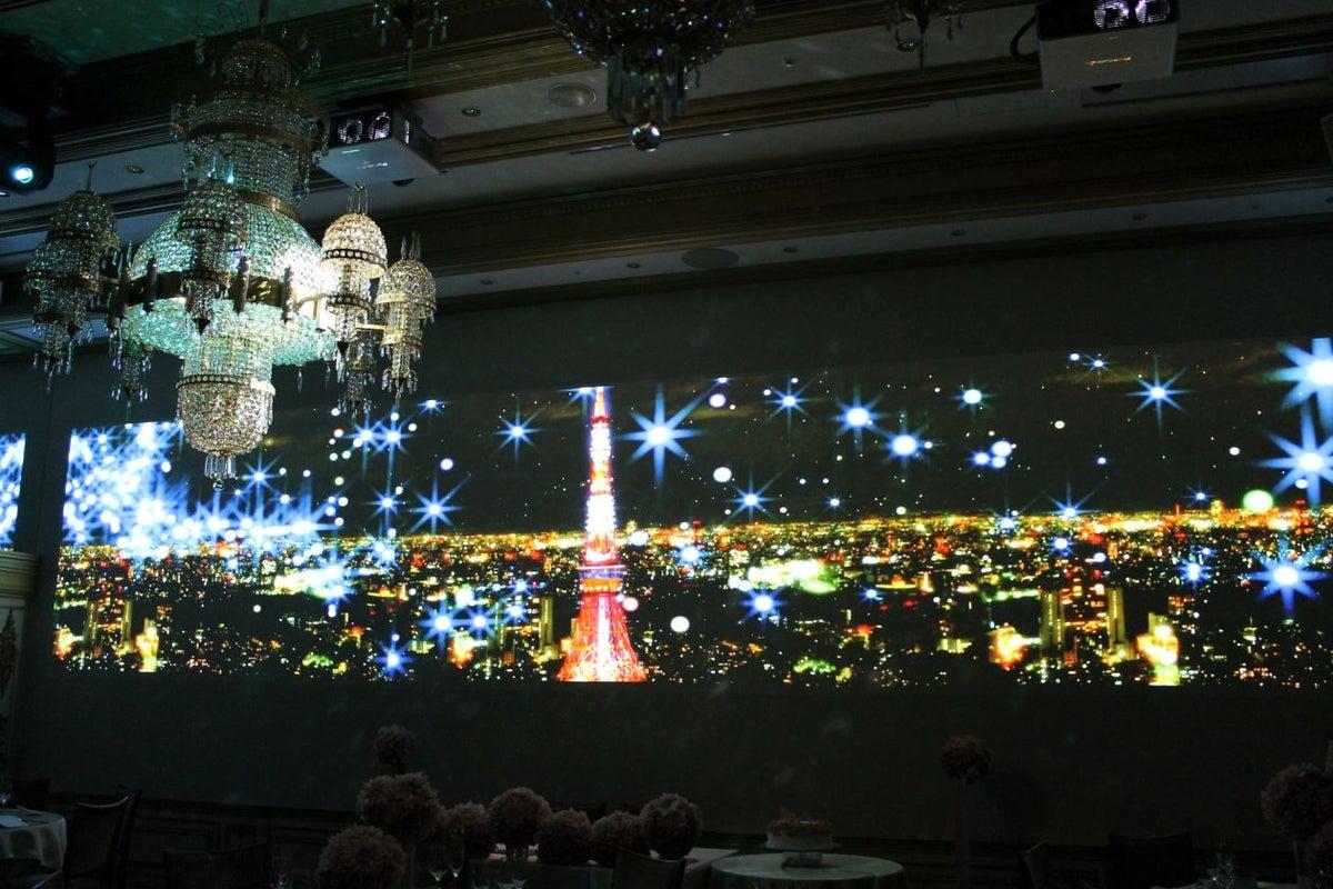 【東京タワー・品川・浜松町・六本木】大人数でのパーティ、イベント、会議向けスペース!! B2F グランドルーム の写真