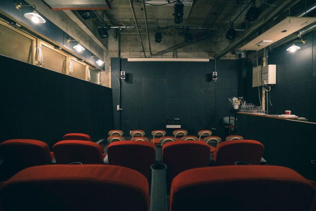 新宿「at THEATRE」ミニシアター の写真