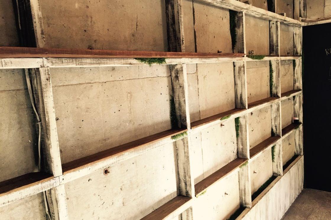 MB1 @ZAPOTECO半地下室 の写真