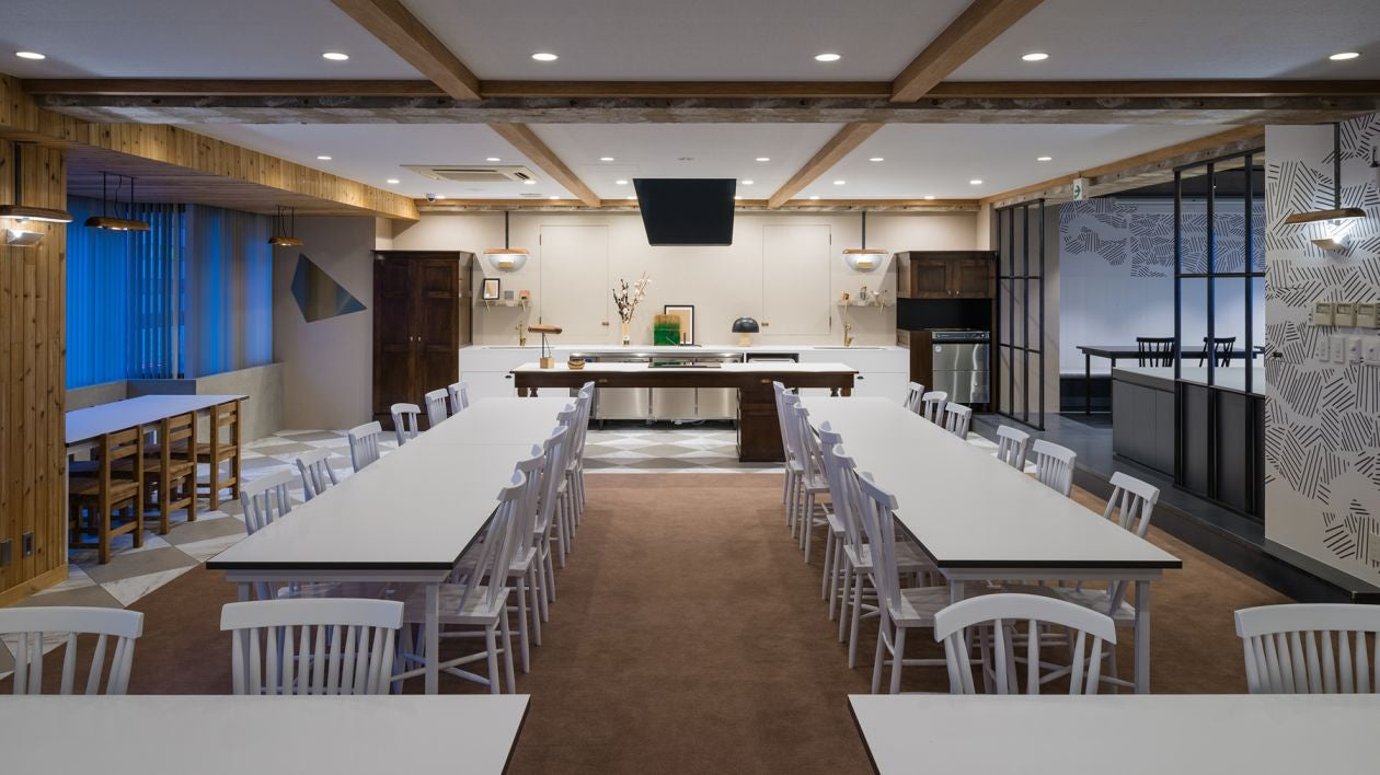 【Patia】東京湾が一望できるベイサイドエリアに登場した本格的レンタルキッチンスペース。