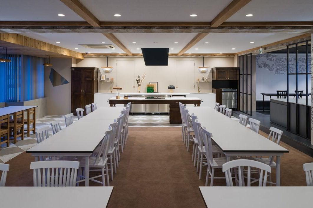 【Patia】東京湾が一望できるベイサイドエリアに登場した本格的レンタルキッチンスペース。 の写真