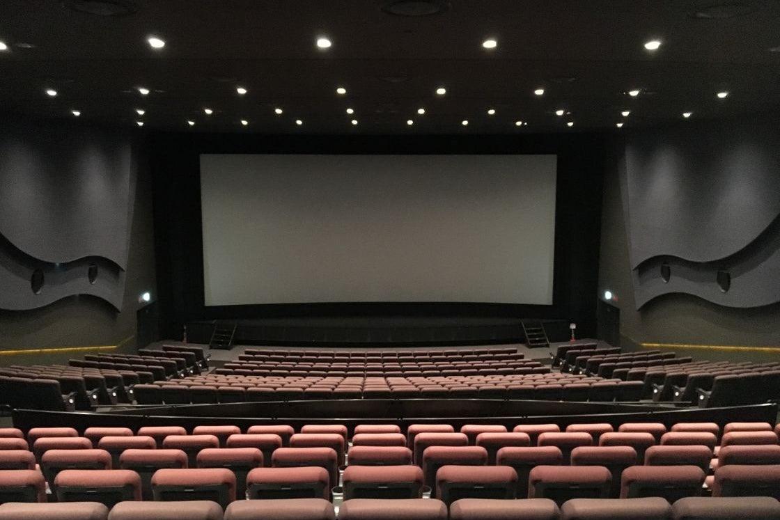 【お台場 608席】映画館で、イベント・会社説明会・株主総会・講演会の企画はいかがですか? の写真