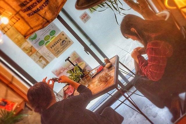 Cafe foresta の写真