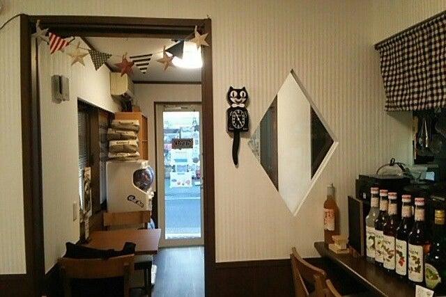 「にくきゅうカフェ」小金井公園近くにあるペットオッケーのドッグカフェ の写真