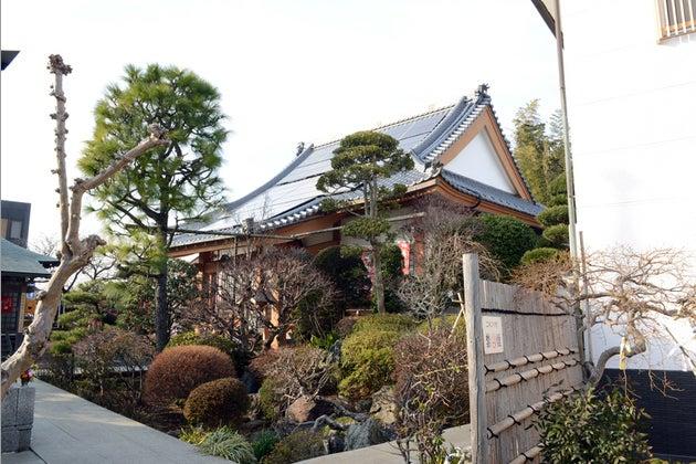 【市川大野駅 徒歩3分 最大70名】動画CMで有名な本光寺!心を癒されながら、会議・研修・教室などはいかがですか? の写真