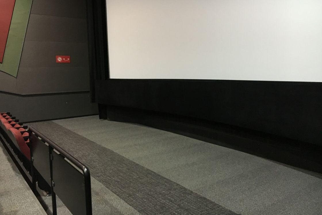 【お台場 154席】映画館で、イベント・会社説明会・株主総会・講演会の企画はいかがですか? の写真