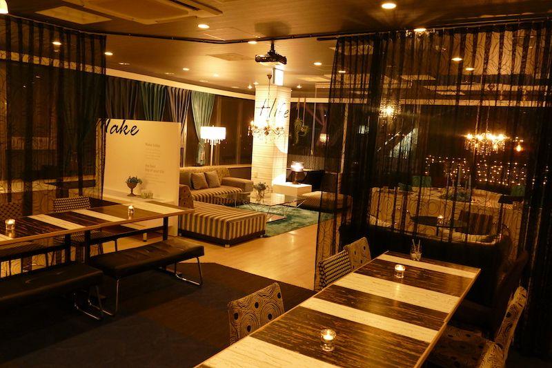 【香川・高松】ラグジュアリーなcafeスペース(パーティーやイベント使用に最適/貸切) の写真