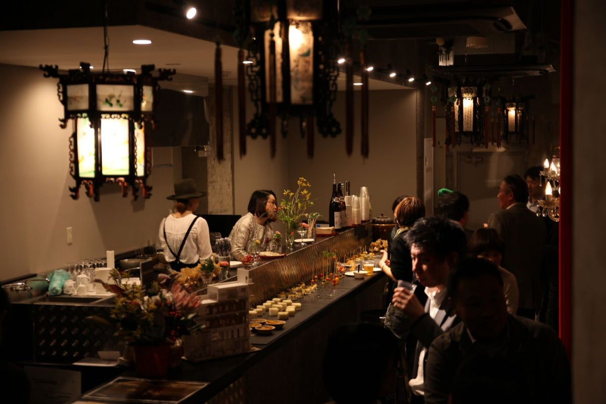 【赤羽駅 徒歩5分】斬新リノベーション!ホテル併設1Fのキッチン付きカフェバー&撮影レンタルスペース の写真
