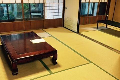 【築120年の京町家!庭付きの和室 ヨガ、セミナー、占い、カウンセリングに!烏丸御池から徒歩7分】1階和室 平日プラン の写真