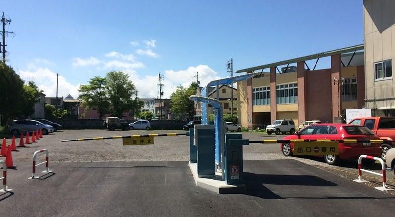 チャーチストリート軽井沢 駐車場
