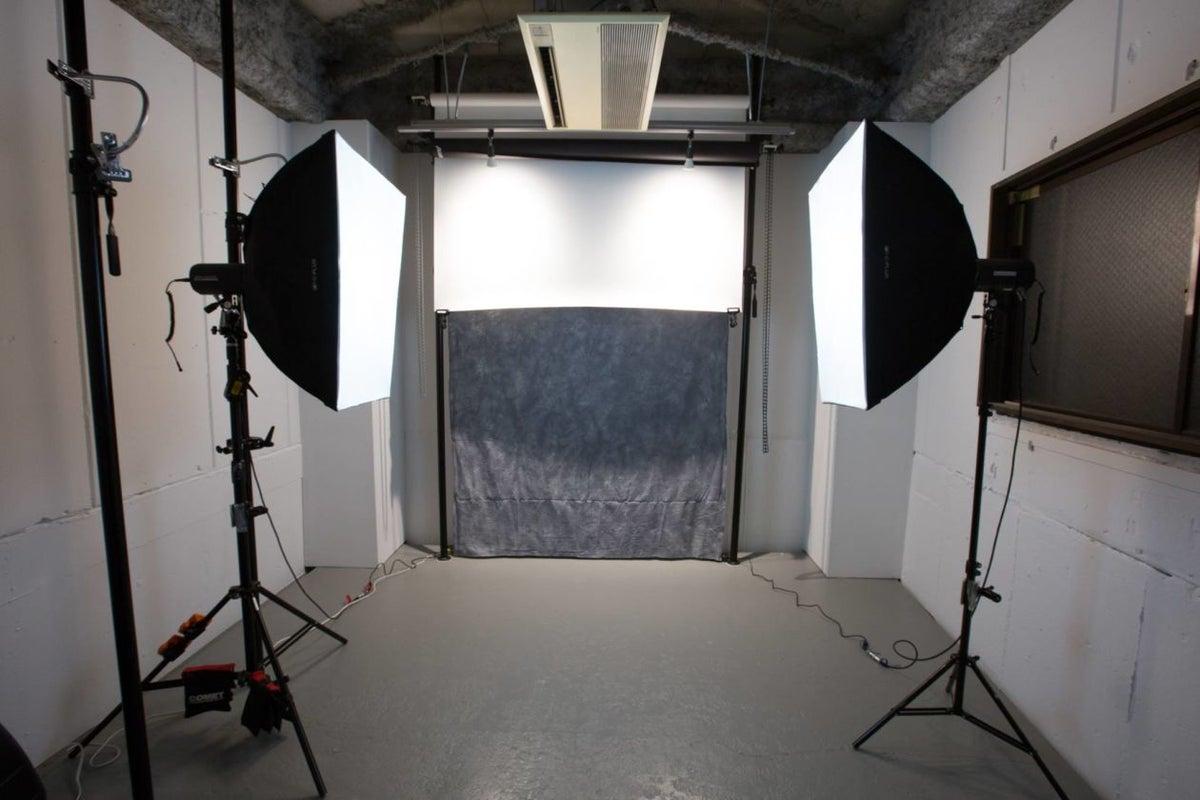 【水道橋/後楽園/本郷】本格的な撮影スタジオ。無人利用可能 の写真