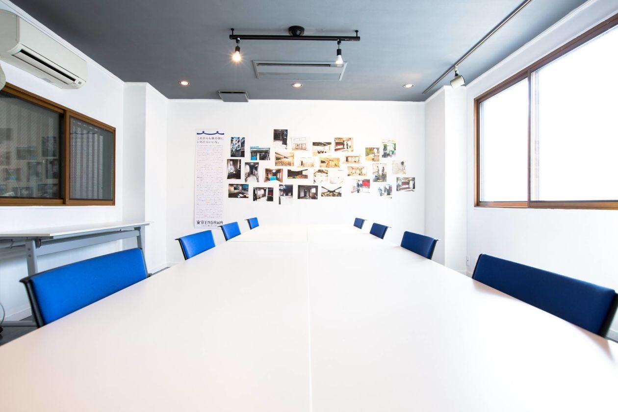 【水道橋/後楽園】徒歩1分。設備が充実したミーティングルーム(セミナー可能) の写真