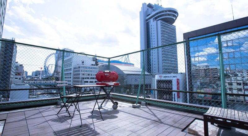 【水道橋/後楽園】屋上BBQなどにおすすめ。街が見渡せる屋上のパーティースペース